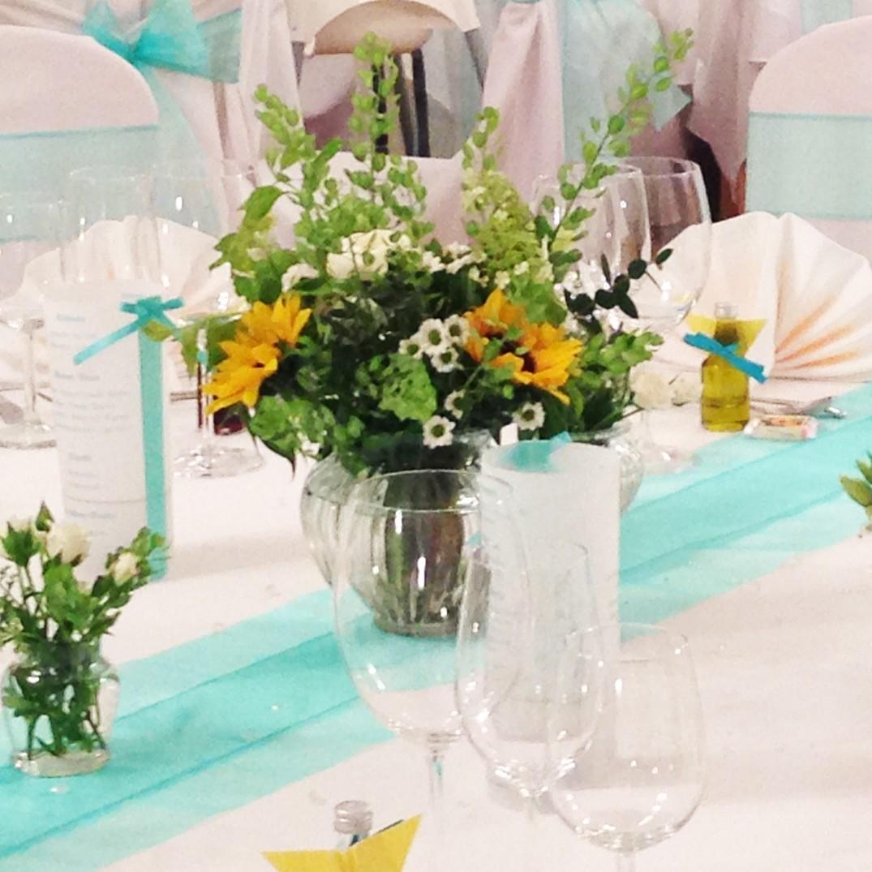 Esküvőszervezés, Dekoráció